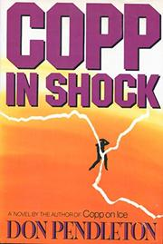 COPP IN SHOCK by Don Pendleton