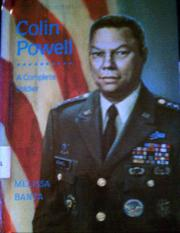 COLIN POWELL by Howard Means