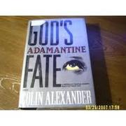 Cover art for GOD'S ADAMANTINE FATE