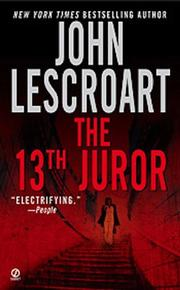 Cover art for THE 13TH JUROR