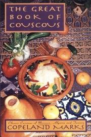 THE GREAT BOOK OF COUSCOUS by Copeland Marks