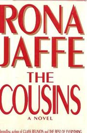 THE COUSINS by Rona Jaffe