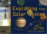 Book Cover for EXPLORING THE SOLAR SYSTEM