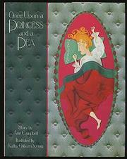 ONCE UPON A PRINCESS AND A PEA by Ann Campbell