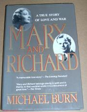 MARY AND RICHARD by Michael Burn