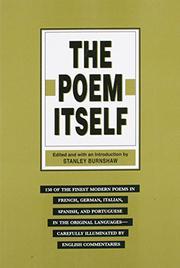 THE POEM ITSELF by Stanley Burnshaw