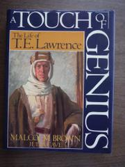 A TOUCH OF GENIUS by Malcolm Brown