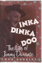 INKA DINKA DOO by Jhan Robbins