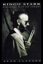 RINGO STARR by Alan Clayson