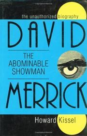 DAVID MERRICK by Howard Kissel