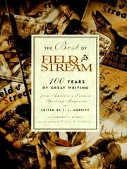 THE BEST OF FIELD AND STREAM by J.I. Merritt