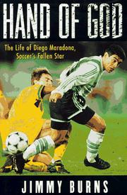 Cover art for HAND OF GOD