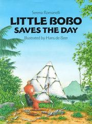 Cover art for LITTLE BOBO SAVES THE DAY