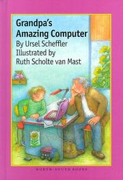 Book Cover for GRANDPA'S AMAZING COMPUTER