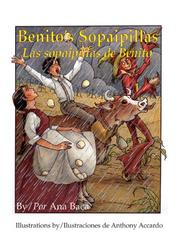 Book Cover for BENITO'S SOPAIPILLAS/LAS SOPAIPILLAS DE BENITO