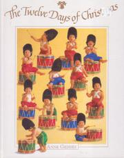 THE TWELVE DAYS OF CHRISTMAS by Anne Geddes