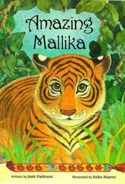 AMAZING MALLIKA by Jami Parkison