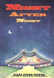 NIGHT AFTER NIGHT by Diana Starr Cooper