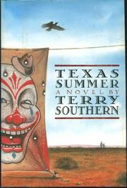 TEXAS SUMMER by Terry Southern