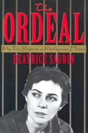 THE ORDEAL by Beatrice Saubin