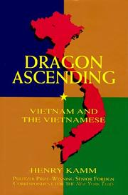 DRAGON ASCENDING by Henry Kamm