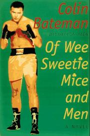 Cover art for OF WEE SWEETIE MICE AND MEN