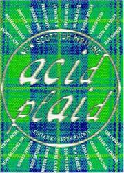 ACID PLAID by Harry Ritchie