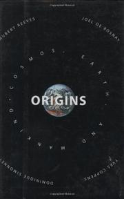 ORIGINS by Hubert Reeves