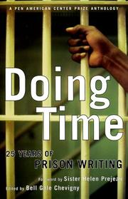 DOING TIME by Bell Gale Chevigny