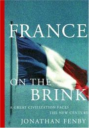 Cover art for FRANCE ON THE BRINK