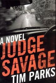 Cover art for JUDGE SAVAGE