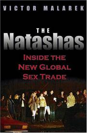 Book Cover for THE NATASHAS