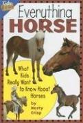 EVERYTHING HORSE by Marty Crisp