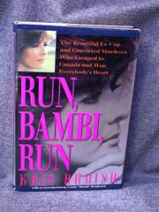RUN, BAMBI, RUN by Kris Radish