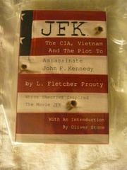 JFK by L. Fletcher Prouty