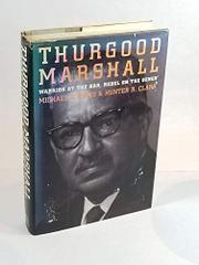 THURGOOD MARSHALL by Michael D. Davis