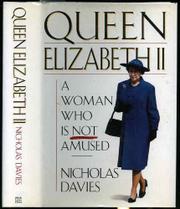 QUEEN ELIZABETH II by Nicholas Davies