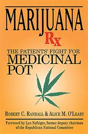 MARIJUANA RX by Robert Randall