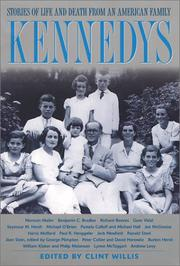 KENNEDYS by Clint Willis