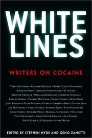 Book Cover for WHITE LINES