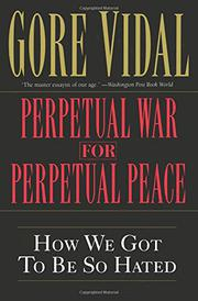 Cover art for PERPETUAL WAR FOR PERPETUAL PEACE