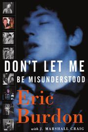 DON'T LET ME BE MISUNDERSTOOD by Eric Burdon