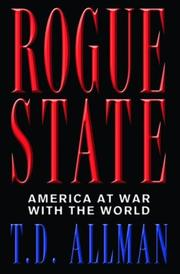 ROGUE STATE by T.D. Allman