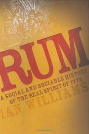 RUM by Ian Williams