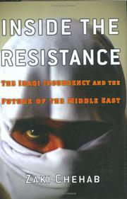 Cover art for INSIDE THE RESISTANCE