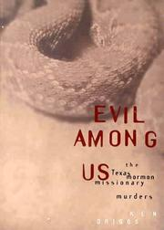 EVIL AMONG US by Ken Driggs