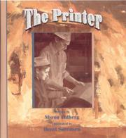 THE PRINTER by Myron Uhlberg