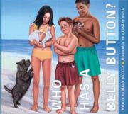 Cover art for WHO HAS A BELLY BUTTON?