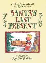 SANTA'S LAST PRESENT by Marie-Aude Murail