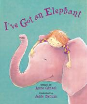 Cover art for I'VE GOT AN ELEPHANT